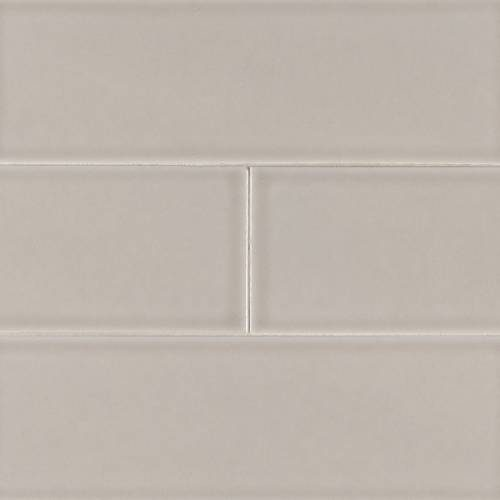 Highland Park Collection by MSI Stone Mosaic Tile 4x12 Portico Pearl Subway