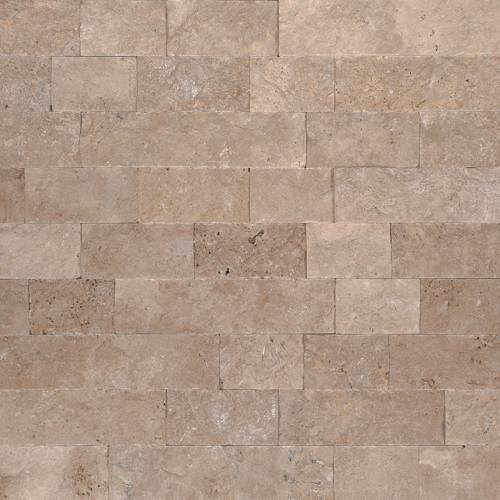 Travertine Veneer by MSI Stone Walnut