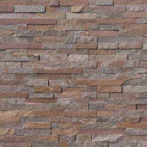 Amber Falls by MSI Stone Ledger Panel 6x24 in.