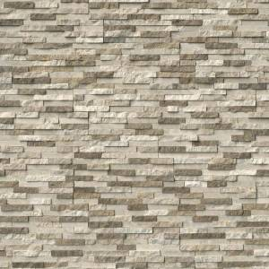 Colorado Canyon Pencil by MSI Stone Ledger Panel 6x24 in.