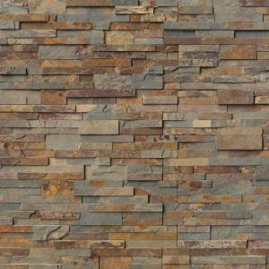 Gold Rush by MSI Stone Ledger Panel 6x24 in.
