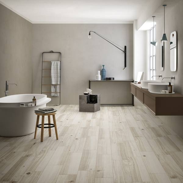 Havenwood Collection By Msi Stone Porcelain Tile 8x36 Saddle