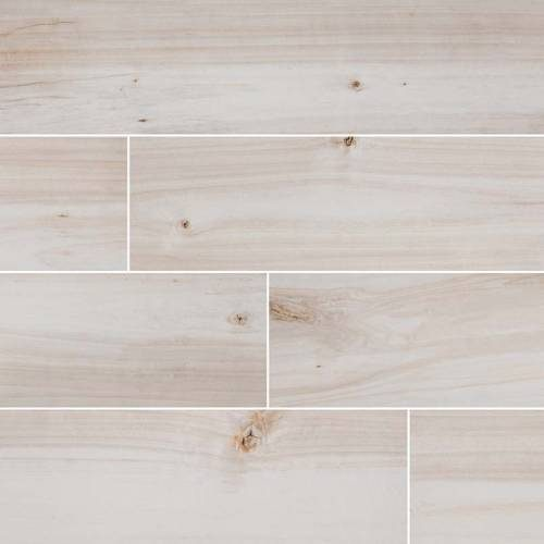 Havenwood Collection by MSI Stone Porcelain Tile 8x36 Dove