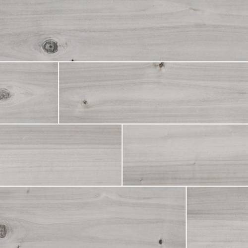 Havenwood Collection by MSI Stone Porcelain Tile 8x36 Platinum