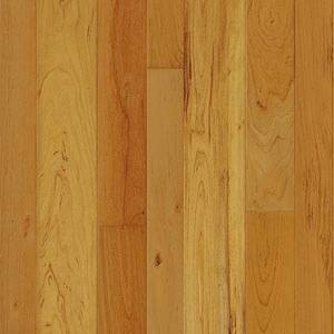 Nature Collection by Mullican Solid 3/4 in. - Cherry Natural