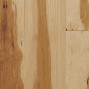 Nature Collection by Mullican Solid 3/4 in. - Hickory Natural