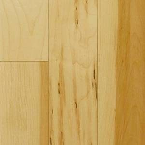 Nature Collection by Mullican Solid 3/4 in. - Maple Natural