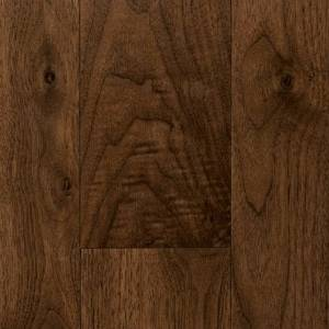 Nature Collection by Mullican Solid 3/4 in. - Walnut Natural