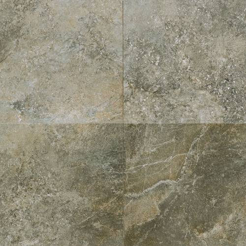 Adura Athena Collection by Mannington Vinyl Tile 16x16 Grecian Grey