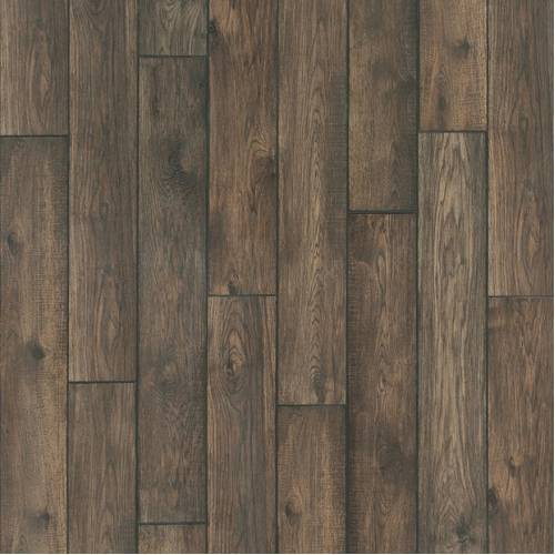 Adura Max Apex Deluxe River Mill Collection by Mannington Vinyl Plank 7x48 in. - Ember