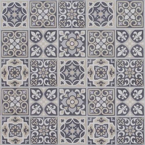 Adura Max Apex Deluxe Tracery Collection by Mannington Vinyl Plank 16x48 Stained Glass