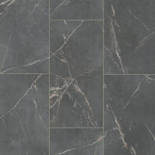 Adura Max Baltic Stone Collection by Mannington Vinyl Tile 12x24 in. - Storm