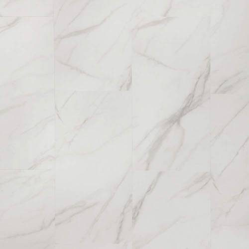 Adura Legacy Collection by Mannington Vinyl Tile 12x24 in. - White with Beige