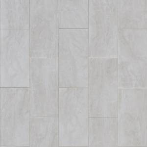 Adura Flex Vienna Collection by Mannington Vinyl Tile 12x24 Alabaster