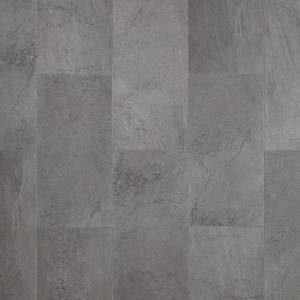 Adura Rigid Meridian Collection by Mannington Vinyl Tile 12x24 Carbon