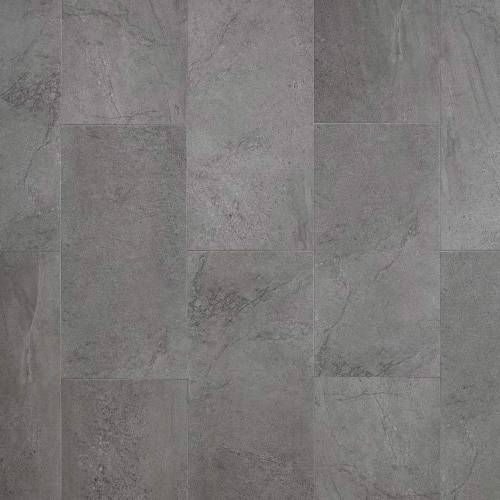 Adura Flex Meridian Collection by Mannington Vinyl Tile 12x24 Carbon