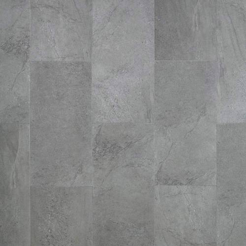 Adura Flex Meridian Collection by Mannington Vinyl Tile 12x24 Steel
