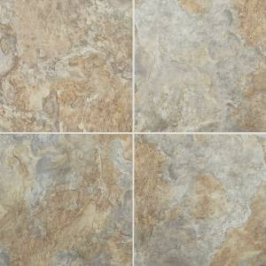 Adura Flex Rushmore Collection by Mannington Vinyl Tile 18x18 in. - Keystone