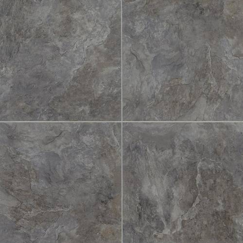 Adura Flex Rushmore Collection by Mannington Vinyl Tile 18x18 in. - Cliffside