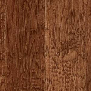 Adura Summit Hickory Collection by Mannington Vinyl Plank 4.71x47.71 Chestnut LockSolid