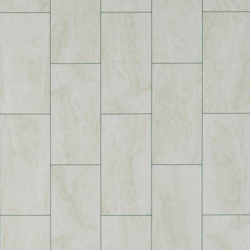 Realta Austria Collection by Mannington Vinyl Tile 12x24 Snow