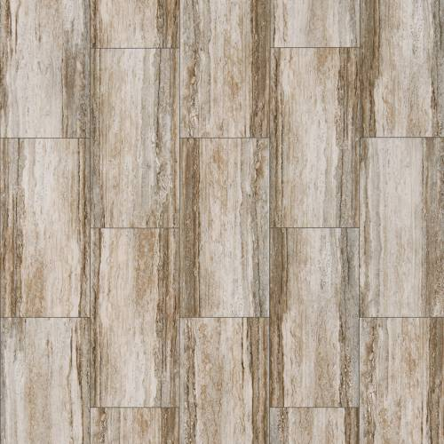 Realta Granite Collection by Mannington Vinyl Tile 12x24 in. - Stone