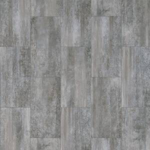 Realta Patina Collection by Mannington Vinyl Tile 12x24 in. - Ash
