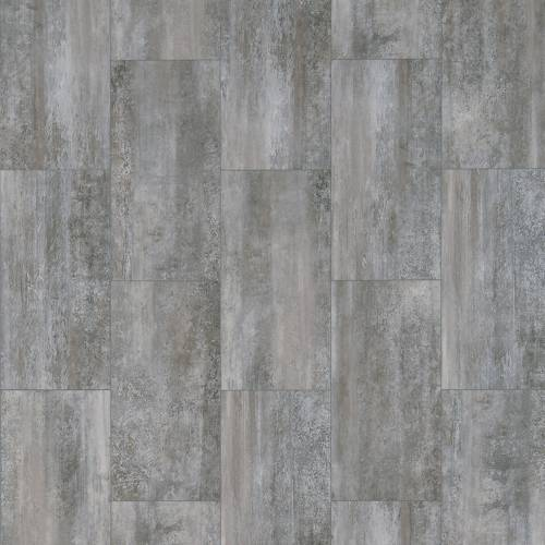 Realta Patina Collection by Mannington Vinyl Tile 12x24 Ash