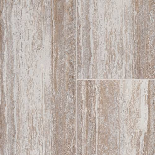 Adura Max Cascade Collection by Mannington Vinyl Tile 12x24 Harbor Beige