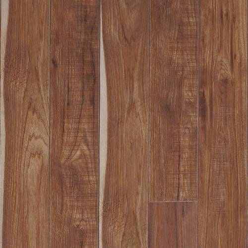 Restoration Collection by Mannington Laminate 6-3/16x50-1/2 in. Sawmill Hickory - Gunstock
