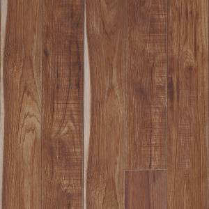 Restoration Collection by Mannington Laminate 6-3/16x50-1/2 Sawmill Hickory - Gunstock