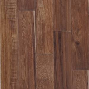 Restoration Collection by Mannington Laminate 6-3/16x50-1/2 Sawmill Hickory - Leather