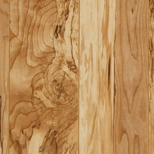 Revolutions Plank Collection by Mannington Laminate 5-5/16x50-1/2 Spalted Maple - Natural