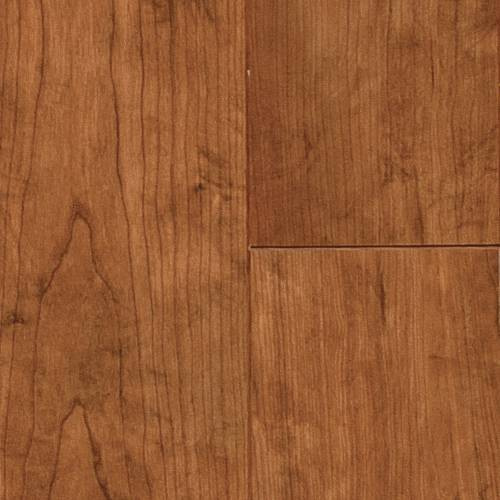 Revolutions Plank Collection by Mannington Laminate 5-5/16x50-1/2 Heritage Cherry - Saddle