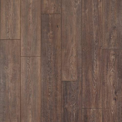 Restoration Wide Plank Collection by Mannington Laminate 7-9/16x50-1/2 in. French Oak - Nutmeg