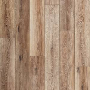 Restoration Wide Plank Collection by Mannington Laminate 7-9/16x50-1/2 in. Fairhaven - Brushed Natural