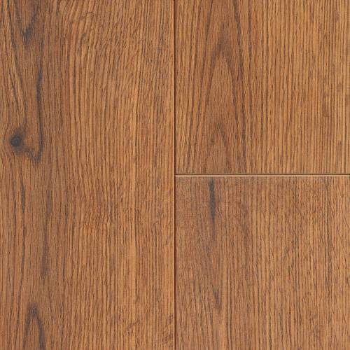 Revolutions Plank Collection by Mannington Laminate 5-5/16x50-1/2 Ontario Oak - Gunstock