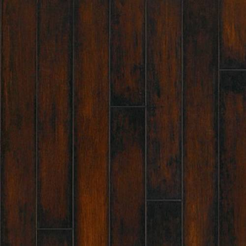 Revolutions Plank Collection by Mannington Laminate 5-5/16x50-1/2 Time Crafted Maple - Dried Tobacco