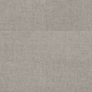 Deja New Belgium Weave Collection by Metroflor Vinyl Tile 16x32 Limestone
