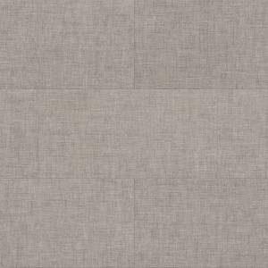 Deja New Belgium Weave Collection by Metroflor Vinyl Tile 16x32 in. - Limestone