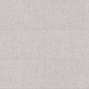 Deja New Belgium Weave Collection by Metroflor Vinyl Tile 16x32 in. - Pearl White