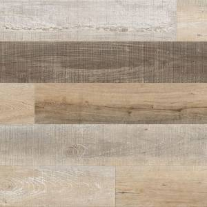 Deja New Coastal Oak Collection by Metroflor Vinyl Plank 7x48 Worn Beige