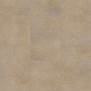 Attraxion Deja New Smooth Concrete Collection by Metroflor Vinyl Tile 24x24 Clay