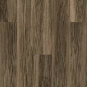 Engage Genesis 600 Collection by Metroflor Vinyl Plank 7.48x47.64 in. - Smoke with pad attached
