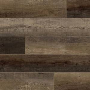 Engage Inception 120 Collection by Metroflor Vinyl Plank 7.08x47.64 in. - Midnight