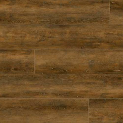 Engage Inception 80 Collection by Metroflor Vinyl Plank 7.08x47.64 in. - Weathered Rust