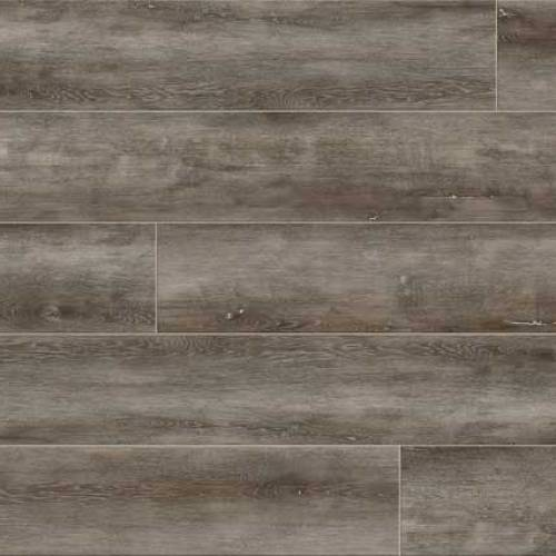 Engage Inception 80 Collection by Metroflor Vinyl Plank 7.08x47.64 in. - Weathered Silver