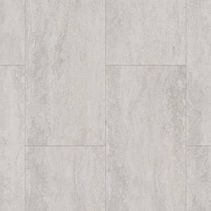 Vercade Coliseum Collection by Metroflor Vinyl Tile 12x24 Kaolin