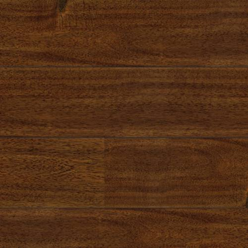 "Acacia Handscraped Collection by Paramount Flooring Solid Hardwood 4-3/4"" Acacia - Hazelnut"