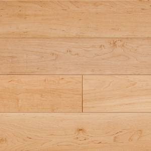 Alberta Maple Collection by Paramount Flooring Solid Hardwood 3-1/2 in. Maple - Natural
